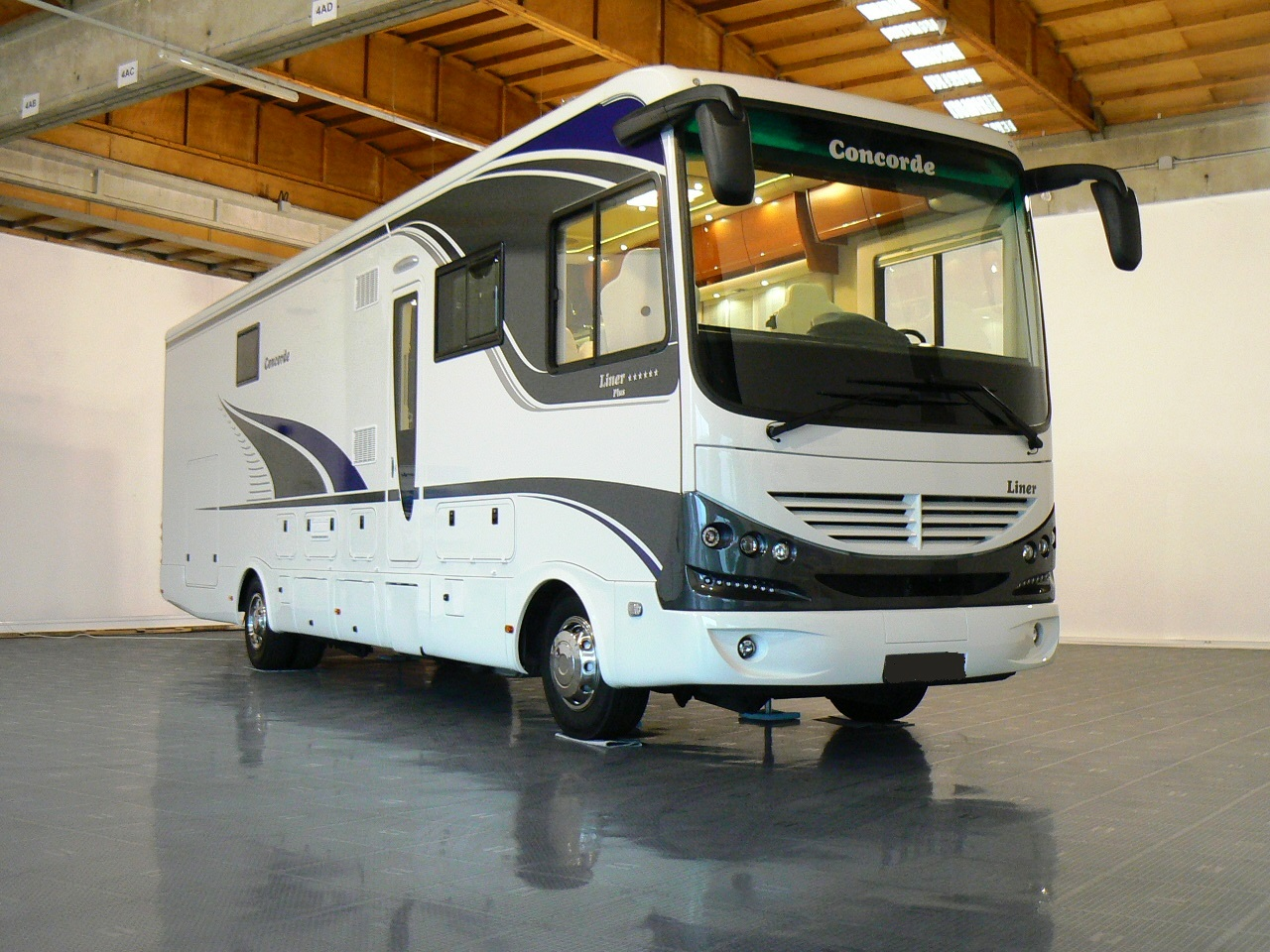 annonce concorde liner 1090 ms man camping car d occasion concorde liner 1090 ms man. Black Bedroom Furniture Sets. Home Design Ideas
