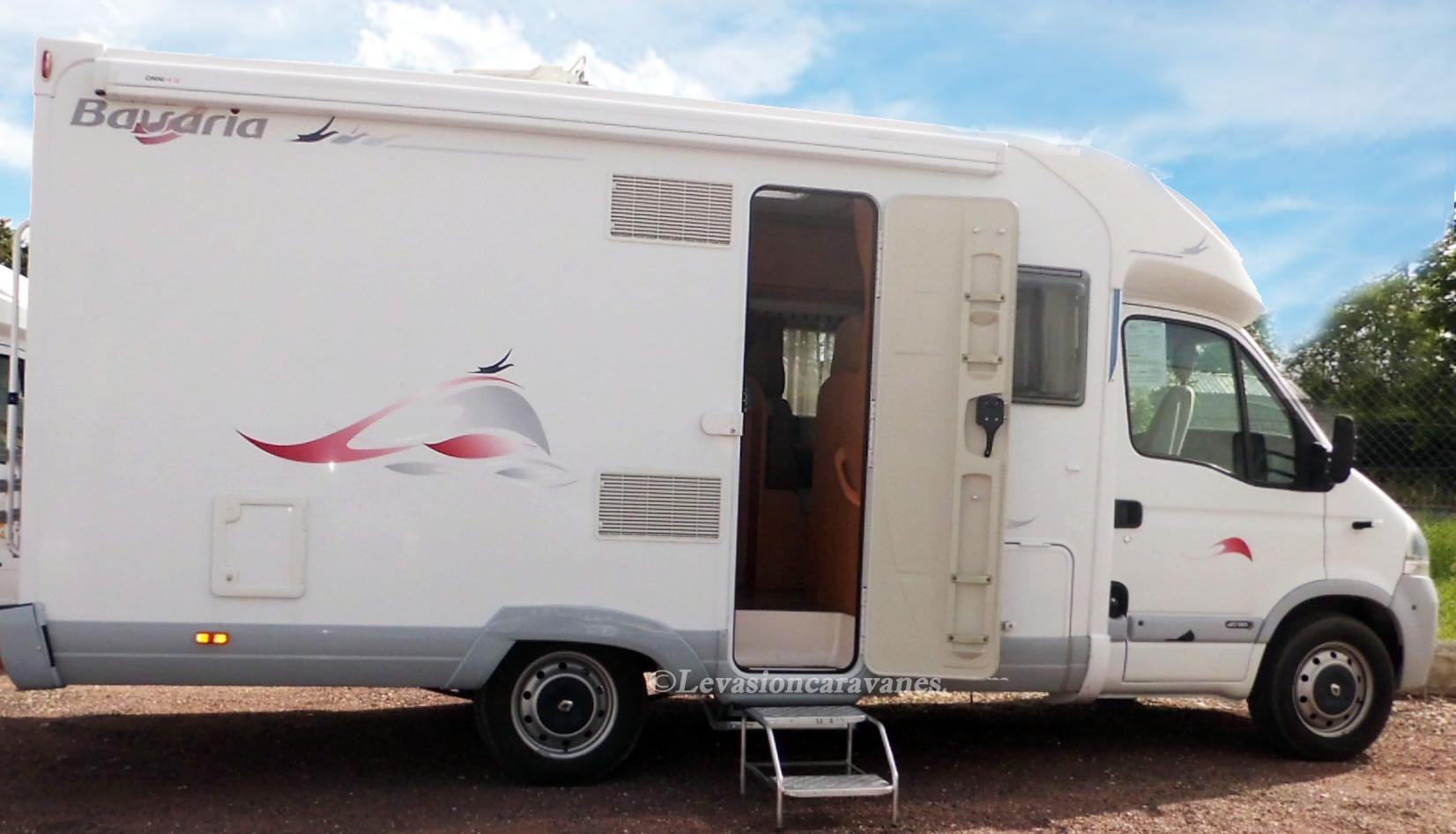 annonce bavaria i 63 ed camping car d occasion bavaria i 63 ed. Black Bedroom Furniture Sets. Home Design Ideas