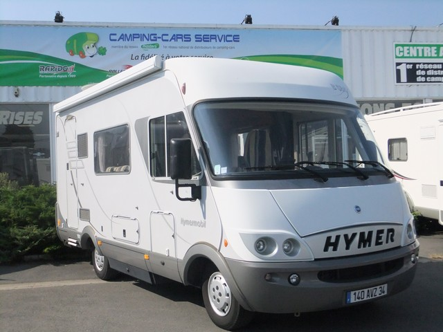 annonce hymer t 612 cl tramp camping car d occasion. Black Bedroom Furniture Sets. Home Design Ideas